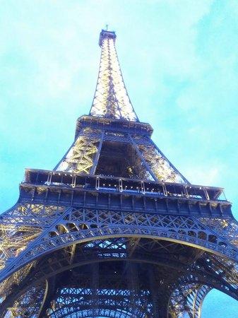 Novotel Paris Les Halles: Impresionante