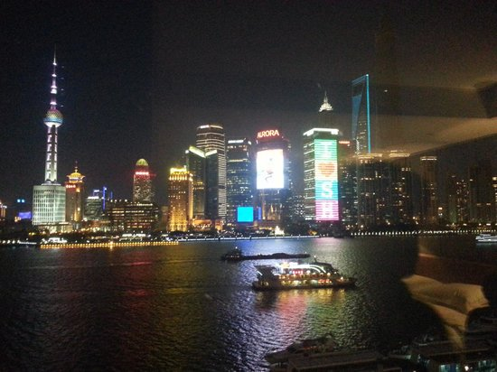 Les Suites Orient, Bund Shanghai: Our view