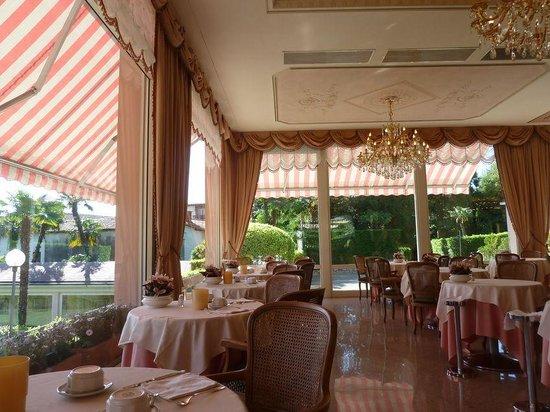 Hotel Simplon: sala da pranzo