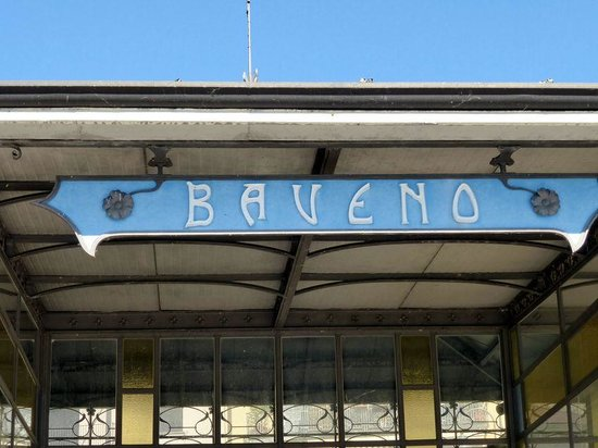 Hotel Simplon: Baveno