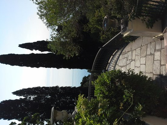 Messonghi Beach Resort : palais sisi