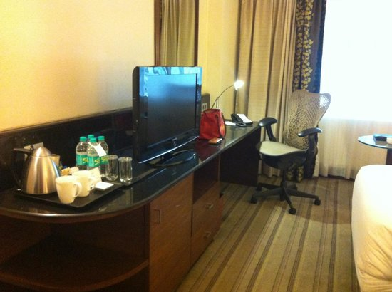 Hilton Garden Inn New Delhi / Saket: Our room