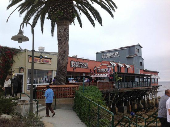 Fish Hopper: Cannery Row, Monterey