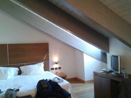 NH Torino Santo Stefano : habitacion 4 piso