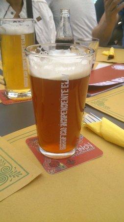 Osteria della Birra : La mia birra!!!!