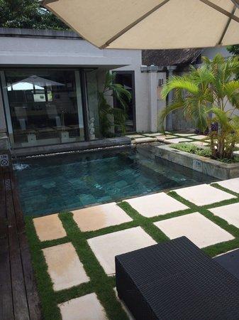 LUX* Belle Mare : Ocean villa room 1211