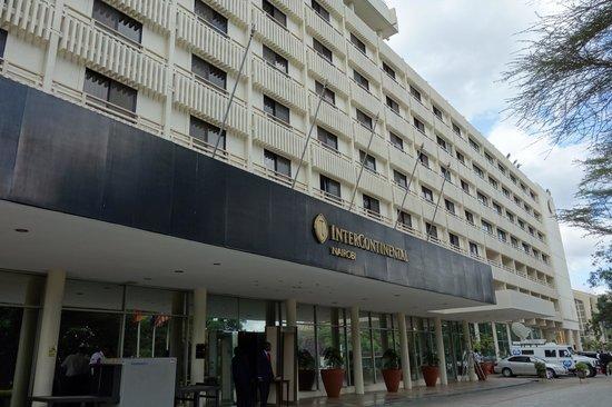 InterContinental Nairobi: 建物の古さは感じる