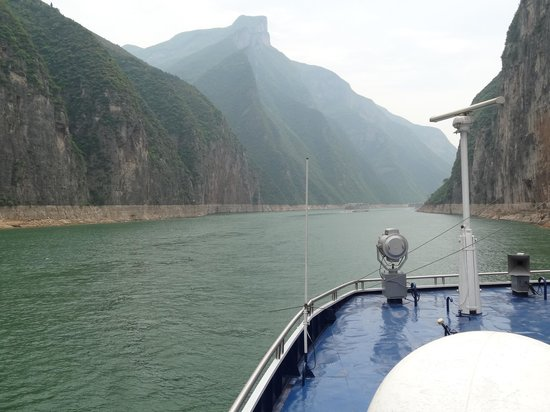 Three Gorges: Travelling the Gorges