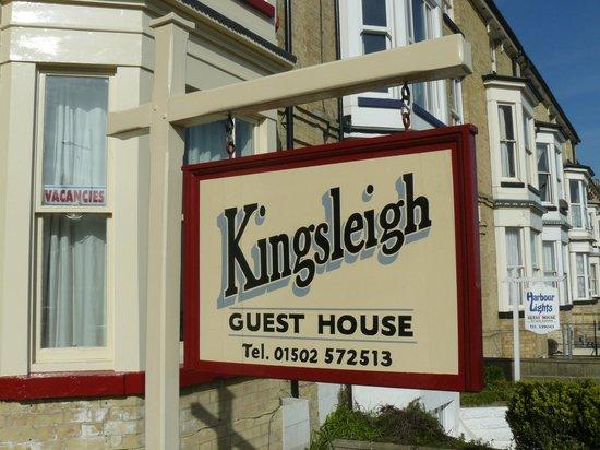 Kingsleigh Guest House