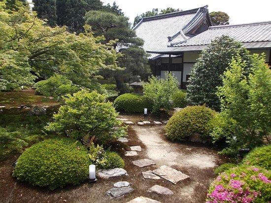 Unryuin : 雲龍院 庭園