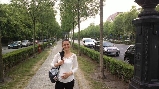 Andrassy Avenue: Andrassy utca...