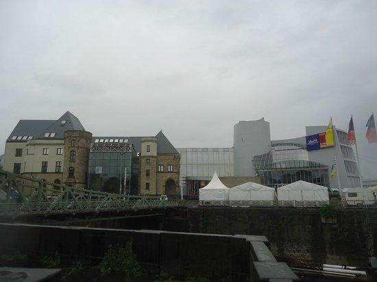 Schokoladenmuseum Köln: Vue générale