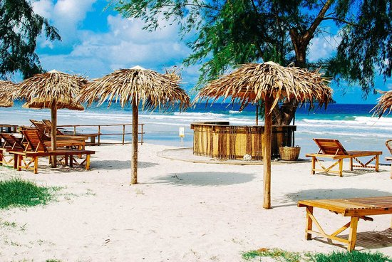 Otres Beach: Chill out |