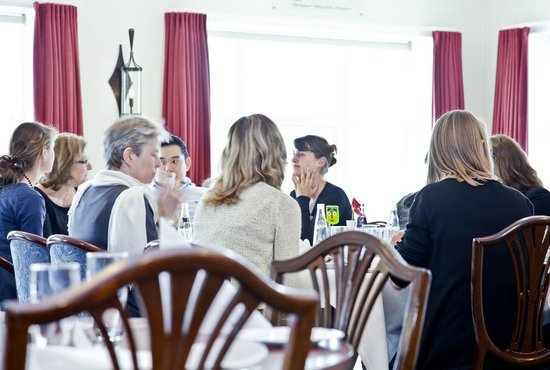 Montra Hotel Sabro Kro : Restaurant