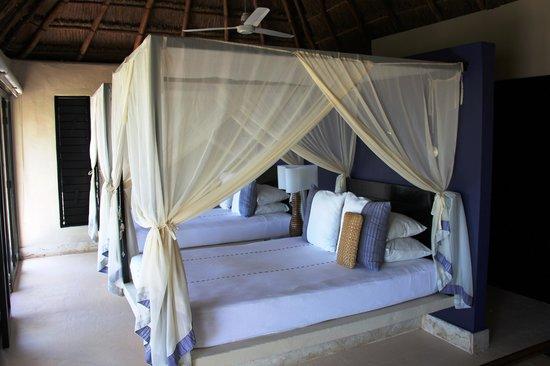 Hotel Xixim: Unser Zimmer