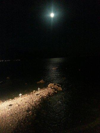 Terrazza Capitello: The night