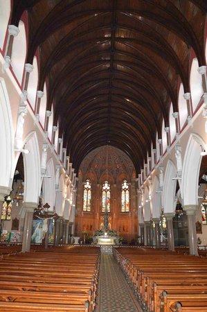 O'Donovan's Hotel: Local church