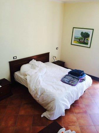 Hotel Residenza Petra : comfortable bed