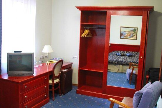 Hotel Draakon: Superior Double with Sauna