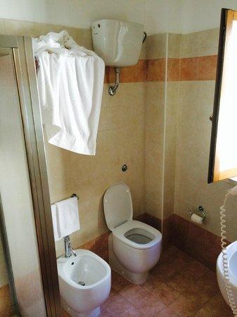 Hotel Residenza Petra : bathroom