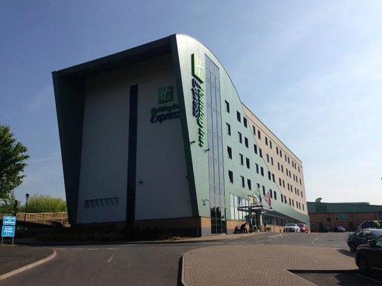 Holiday Inn Express Tamworth: The Hotel