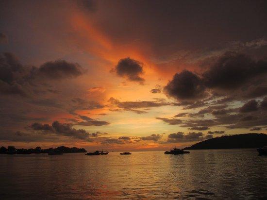 Le Meridien Kota Kinabalu: view