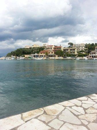 Solaris Kassiopi Apartment: Harbour