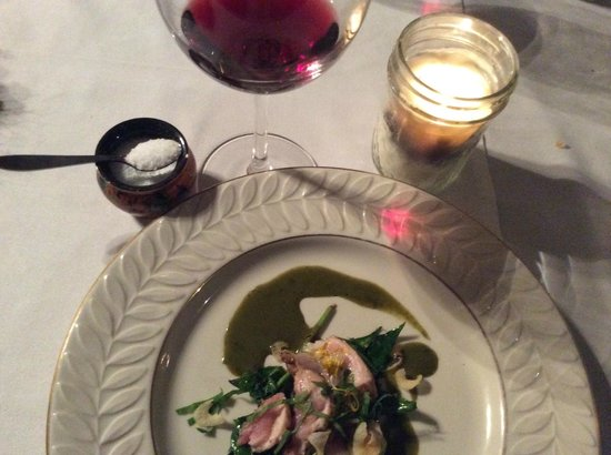 Knife and Fork: Rabbit&greens