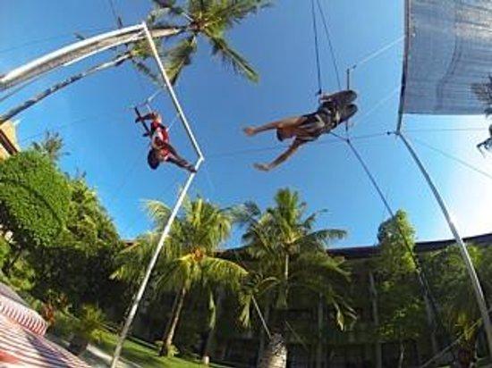 High Flyers Bali Trapeze School: High Flyers Bali