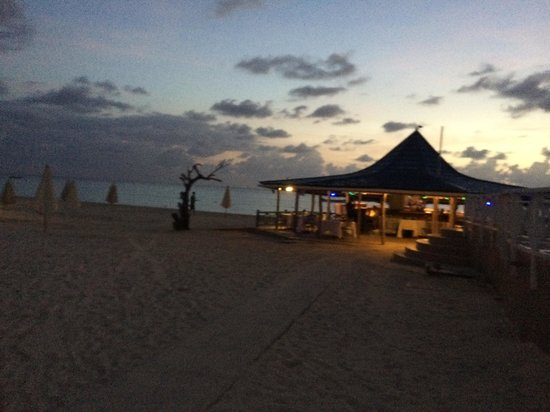 Negril Tree House Resort : Evening at Negril Treehouse Resort