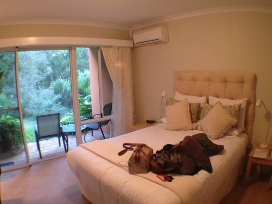 Margaret River Bed & Breakfast: well setup lovely room with comfortable bed