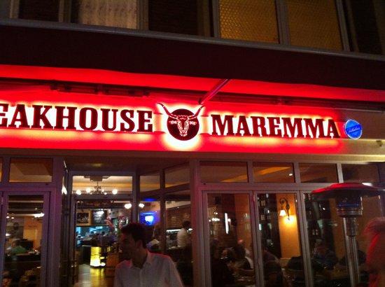 steakhouse maremma d sseldorf restaurant bewertungen telefonnummer fotos tripadvisor. Black Bedroom Furniture Sets. Home Design Ideas