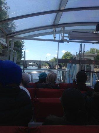 Bateaux Parisiens : Panorami dal battello 2