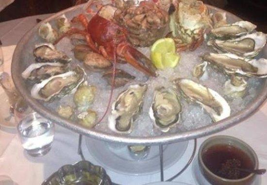 Brasserie FLO: Austern vom feinsten