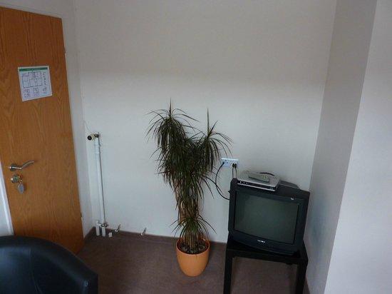 Das Hotelchen : Appartment Sitzecke