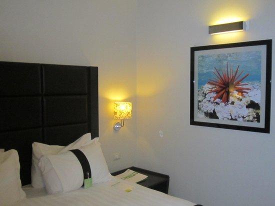 Holiday Inn Genoa City : pokój dwuosobowy