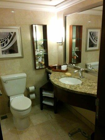 Mexico City Marriott Reforma Hotel: Bathroom