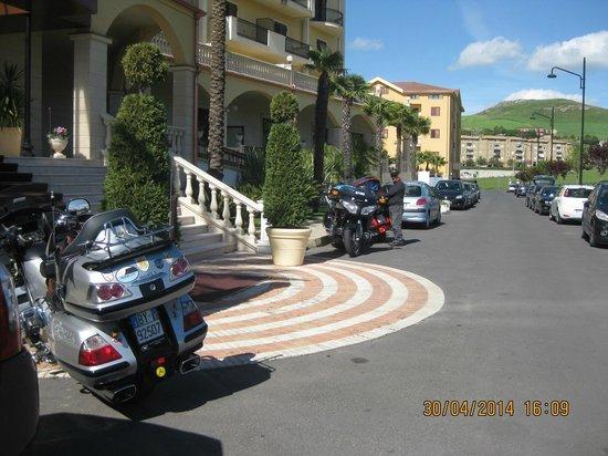 Federico II Palace Hotel : 4 giorni di divertimento.