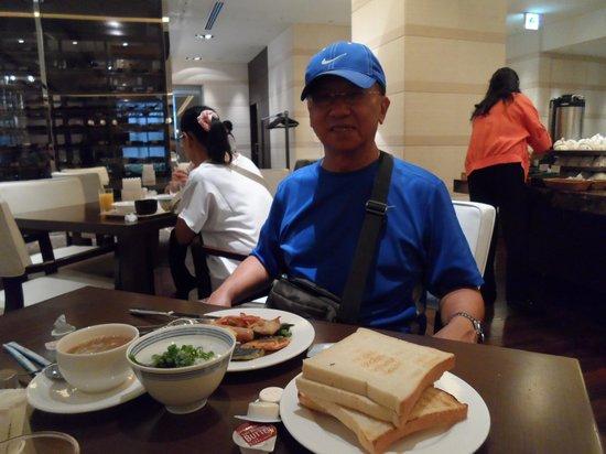 Hotel Sunroute Plaza Shinjuku : Hotel breakfast