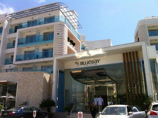 Blue Bay Platinum Hotel: Beautiful hotel