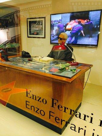 Museo Ferrari: Музей