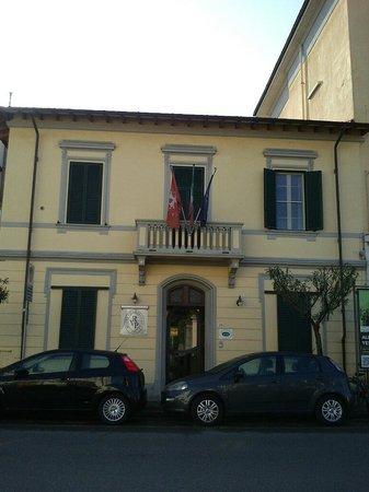 Hotel Villa Primavera: Facciata del residence