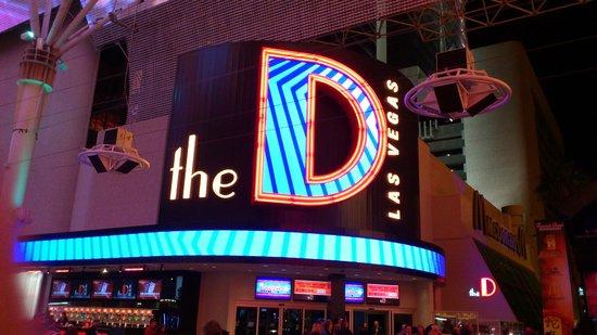 The D Casino Hotel Las Vegas: The D