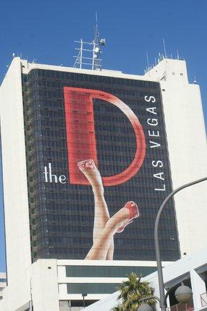 The D Casino Hotel Las Vegas: hotel