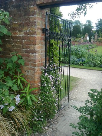 Packwood House - one of many lovely vistas