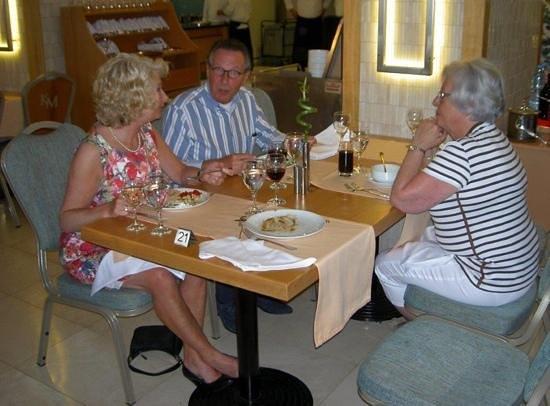 Korumar Hotel De Luxe: onderonsje