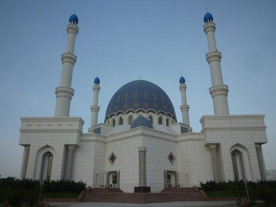 メアリー, トルクメニスタン, 外観