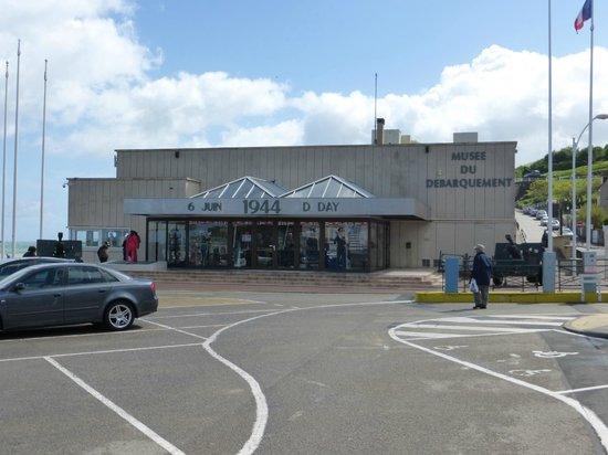 Musee du debarquement: Museum