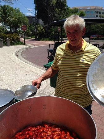 The Historic Downtowner: johnny from Mississippi the Master of the Boil