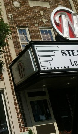 Nick's Steak and Tap House : Marquee